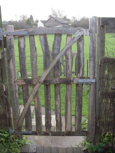 Wild and Woody - Rustic Gates