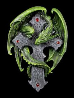 """ANNE STOKES HELLRIDER FABRIC POSTER FLAG 30/"""" x 43/"""""""