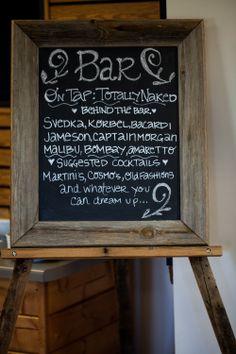 Bar Sign Inspiration
