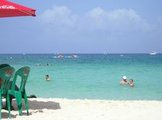 Playa Mia Beach Club, Cozumel Mexico