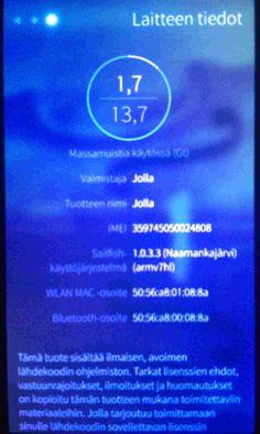 Sailfish OS Update v1.0.3.3 Naamankajärvi will sail to your Jolla soon #Jolla #SailfishOS
