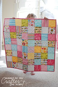 Mommy by day Crafter by night: I'm addicted to quilting + a giveaway