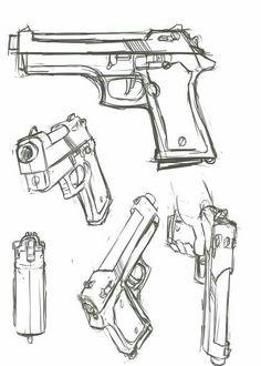 Guns, that's it