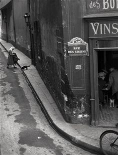 André Kertész 1931 Paris