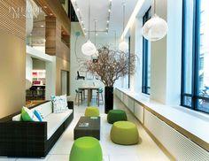interior real estate offices | Found on interiordesign.net