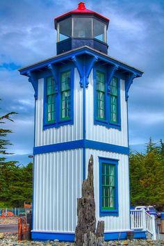 Historic Lighthouse in Eureka, California | Lighthouses/Beaches ...