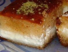 Maamoul Mad bel Ashta, Recipes - Cook & Eat Lebanese