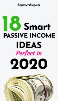 In this post, you will see 18 smart passive income ideas to earn extra cash in no time. Easy Money Online, Legit Online Jobs, Make Easy Money, Earn Extra Cash, Making Extra Cash, Extra Money, Passive Income Streams, Creating Passive Income, Reading For Beginners