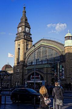 Hamburg Hauptbahnhof #welovehh #typischhamburch #Moin