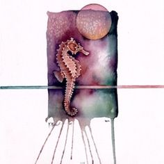 Seahorse by Paul Brent