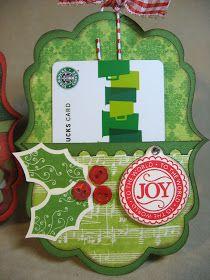 Annette's Creative Journey: Holiday Workshop Sneak Peek #3