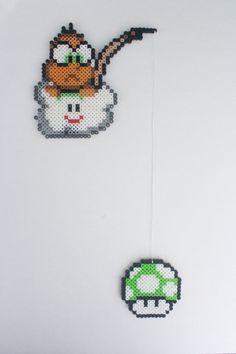 Lakitu Sprite - nuage de Mario de pêche