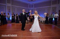 www.OrlandoDJ.com, White Rose Entertainment, Waldorf Astoria Orlando, Just Marry, A Beautiful Ceremony, Raining Roses, Rhodes Studios, About Face Design Team, Father Daughter Dance