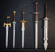 Resultado de imagen para how make medieval  miniatures sword