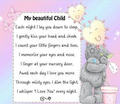 My Beautiful Child ❤️ Mikey Munch I Love My Son, Love My Family, Baby Love, To My Daughter, Daughters, Daughter Birthday, Life Quotes Love, Mom Quotes, Family Quotes