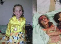 INNA LILLAHI WA INNA ILAIHI RAJIOON! (To Allah we belong and to Him we shall return.   This beautiful killed in Syria :(