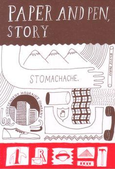 stomachach