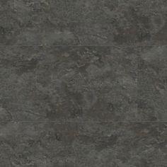 Betonlook pvc vloer. Zeer gemakkelijk in onderhoud en ...
