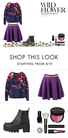 """""""."""" by monet145 ❤ liked on Polyvore featuring MSGM and Bobbi Brown Cosmetics"""
