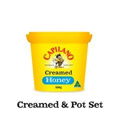 Creamed & Pot Set