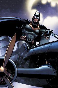 ComicsOdissey   BATMAN #28 by Howard Chaykin