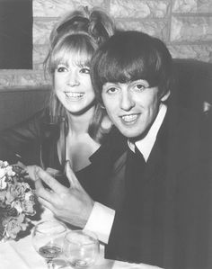 ♥♥♥♥George H. Harrison♥♥♥♥  ♥♥Pattie Boyd-Harrison♥♥