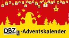 24 Tage, 24 Türchen: Die Zeit bis Weihnachten kann man sich wunderbar vertreiben und sich dabei auch noch mit einem Gewinn belohnen. Im Adventskalender der DBZ öffnet sich für die Besucher der Homepage jeden Tag eine virtuelle Tür zu einem…