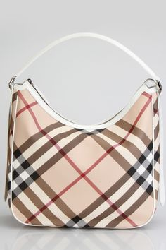 Classic Burberry Moore Hobo - Beyond the Rack