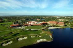 PGA National Resort & Spa in Palm Beach Gardens, Florida