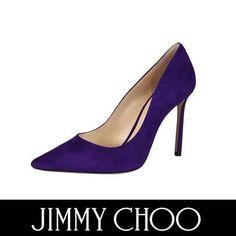 Jimmy Choo パンプス ジミーチュウ セール! ROMY 100 ベーシックなスエードパンプス