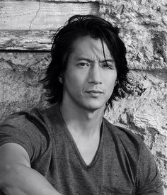 """i've had a crush on Will Yun Lee since """"Witchblade."""""""