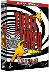 O TÚNEL DO TEMPO - 1º TEMPORADA - VOLUME 1 - (BOX C/4 DVD´S) | DVD WORLD