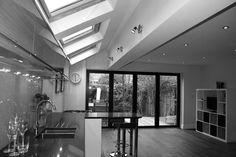 Single storey side extension, Grimwood Road, London.