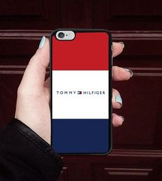 cb358d280e9 Luxury Tommy.Hilfiger.0x0 Logo Fit Hard Case For iPhone 6 6s 7 8