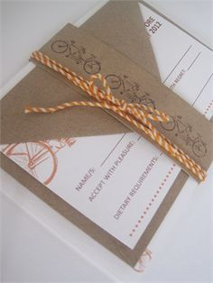 This is the newest range to grace the pages of the Pattern Boutique. Designed to compliment your rustic chic wedding with a cute hand stamped belly band and brown envelopes. Printed on Cairn Eco card and 350gsm high white conqueror card.