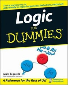 Cover image for Logic for dummies