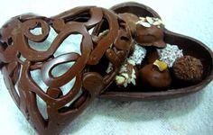 Chocolate e bombom