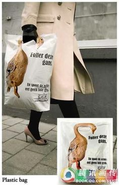 Hilarious bag!