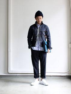 AAA/Kato' Denim Jacket