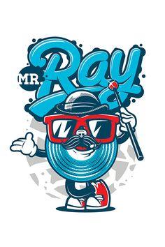 Mr.Blu-Ray by thinkd.deviantart.com on @deviantART