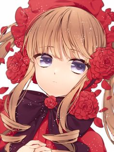 rozen maiden, shinku