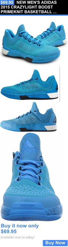 info for d7092 56bb4 ... Basketball New Mens Adidas 2015 Crazylight Boost Primeknit Basketball  Shoes Us 10.5 Uk 10 BUY ...