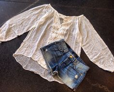 New Jen's Pirate Booty • J Brand • Call 919-881-9480 to order.