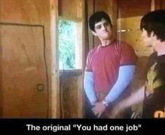 Drake and Josh: The original you had one job.