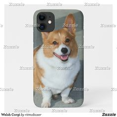 Welsh Corgi iPhone 11 Case Corgi Phone Case, Iphone 11, Iphone Cases, Welsh, Plastic Case, Gifts For Dad, Welsh Language, Iphone Case, I Phone Cases