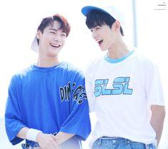 [12.08.16] KBS Music Bank Fanmeeting - MoonBin e EunWoo