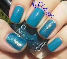30DoCC- turquoise