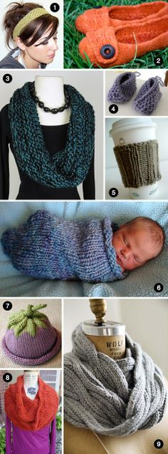 Knitting Inspiration.