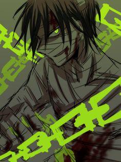 君が笑うまで Angle of Slaughter Fanart Zack