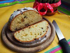 Jana´s food: Tvarohový mazanec Banana Bread, Food And Drink, Easter, Baking, Cake, Fitness, Bread Making, Pie Cake, Patisserie